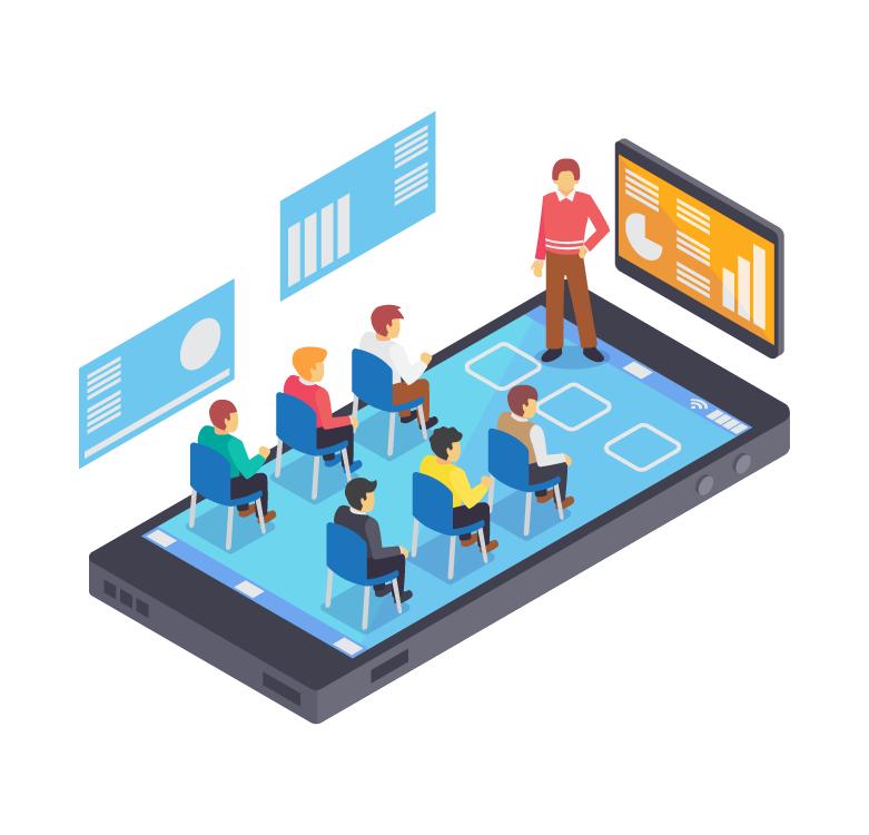 Dijital Koçunuz Size Özel Eğitimler